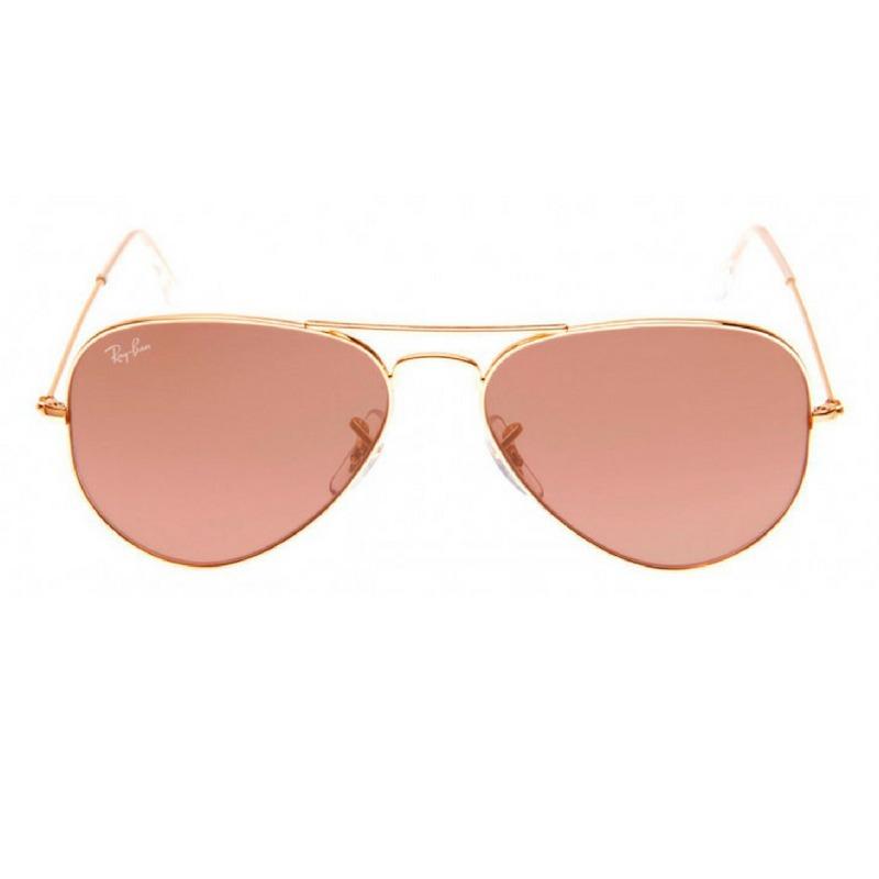 faac116cf7ba8 oculos de sol rosa espelhado feminino aviador + brinde. Carregando zoom.