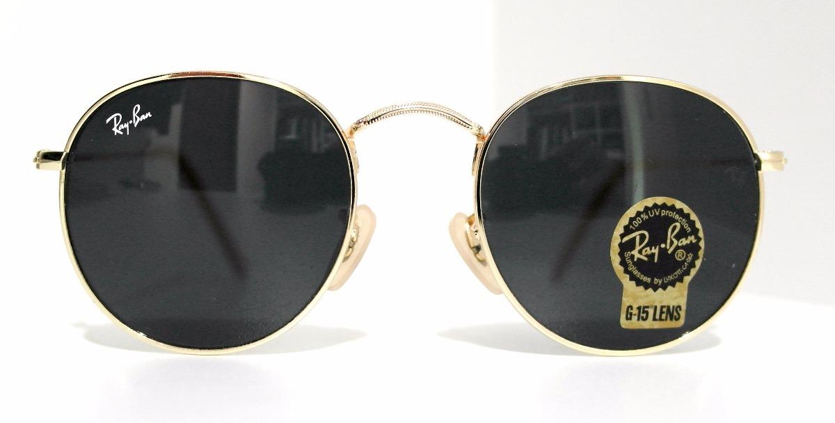 6fb48121f3bec óculos de sol round feminino redondo retrô + case + brinde. Carregando zoom.