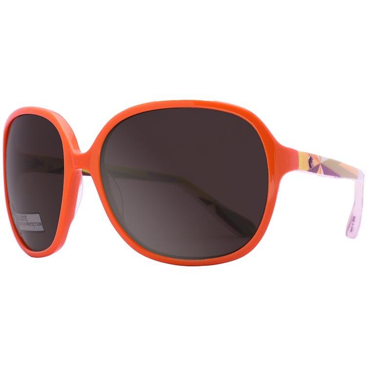 1bb0b9c7b Óculos De Sol Roxy Enjoye - Laranja - R$ 297,00 em Mercado Livre