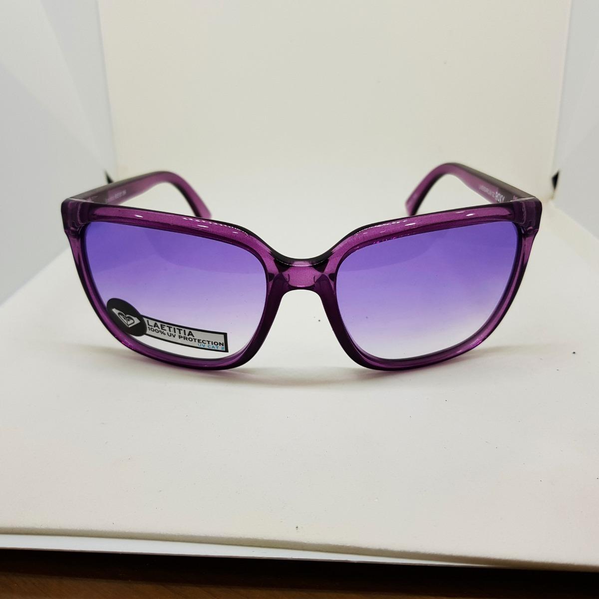 Óculos De Sol Roxy Laetitia 5181 896 - R  193,00 em Mercado Livre db339557e9
