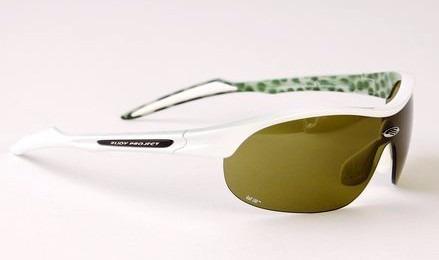 óculos de sol rudy ability branco feminino original