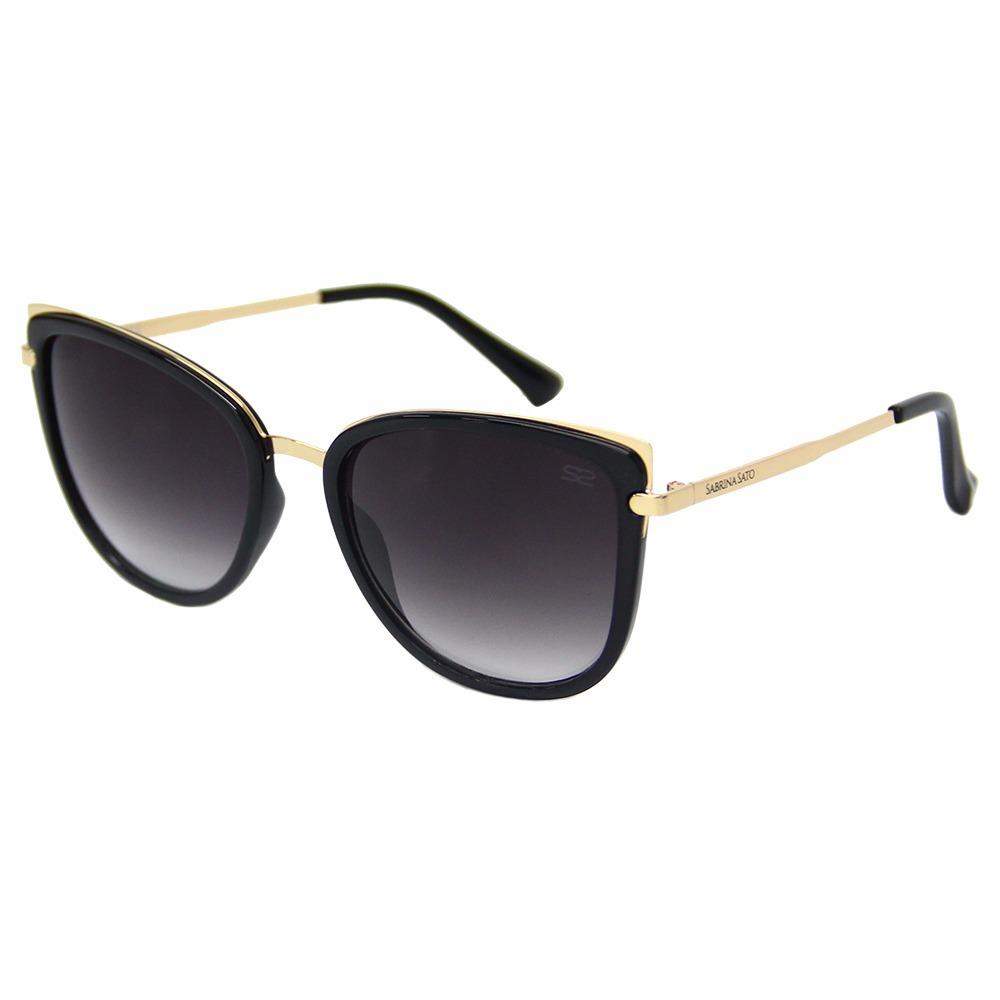 e845a652d Óculos De Sol Sabrina Sato 7012 Feminino - R$ 199,90 em Mercado Livre