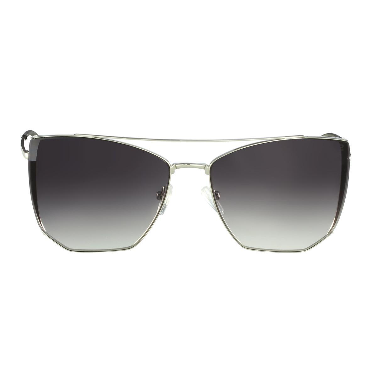 Óculos De Sol Sabrina Sato Casual Prata - R  350,00 em Mercado Livre 2fb68d8f5d