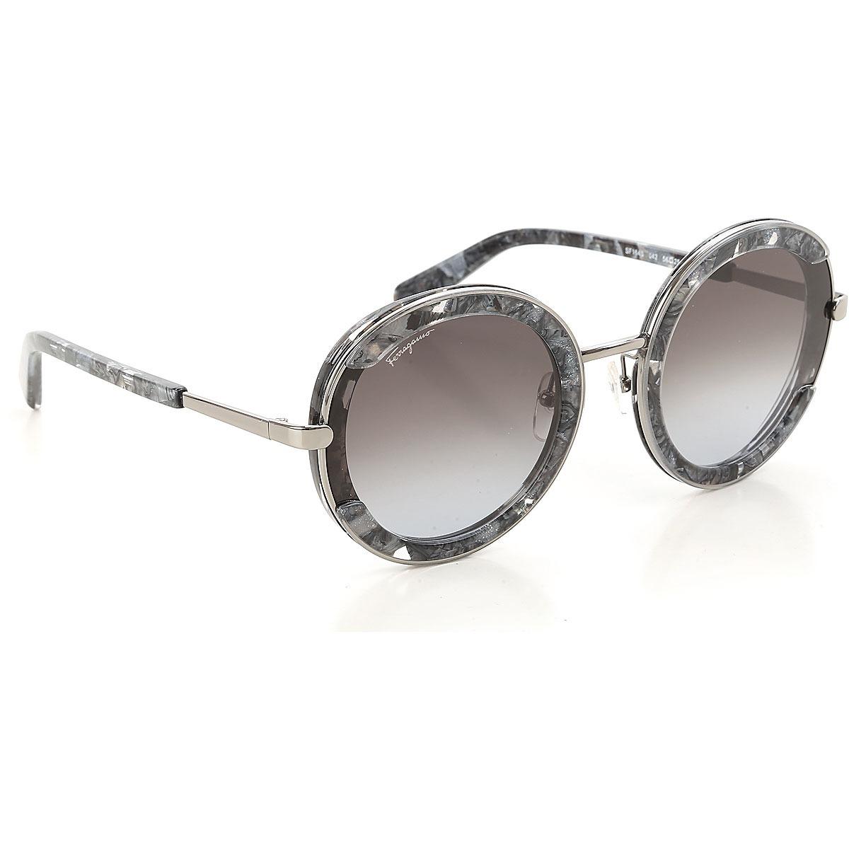 0e9b8c6d5 Óculos De Sol Salvatore Ferragamo Original - Sf164 - R$ 1.750,00 em ...