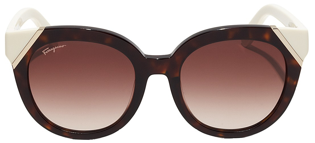 872e2cb3d Óculos De Sol Salvatore Ferragamo Original - Sf836s - R$ 1.380,00 em ...