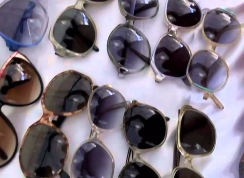 oculos de sol sem marca kit 10 unidades atacado revenda