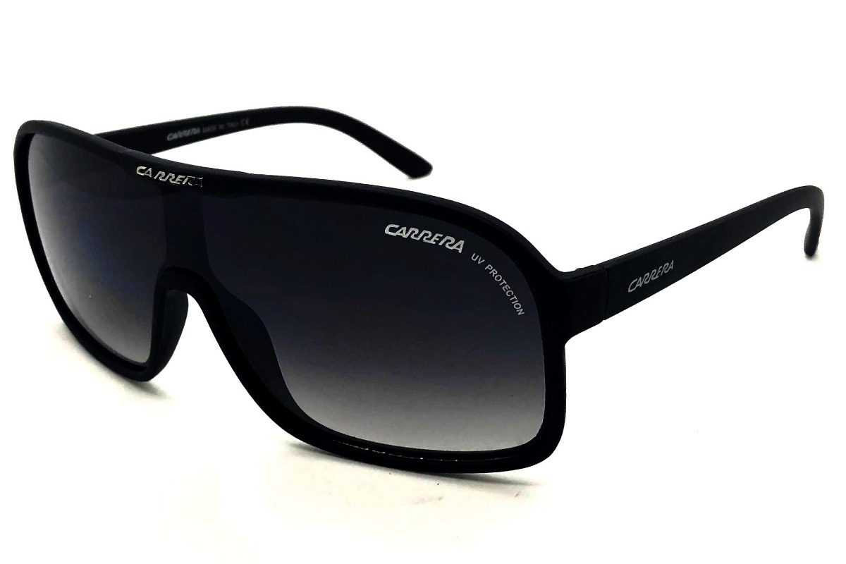 Oculos De Sol Solar Carrera 5530 Black Matte Lente Uv400 - R  120,00 ... 32a1f204cf