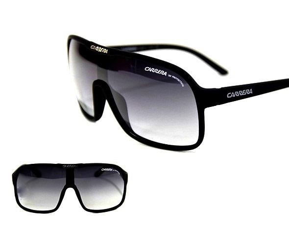 43b848632b976 Oculos De Sol Solar Carrera 5530 Black Matte Lente Uv400 - R  120