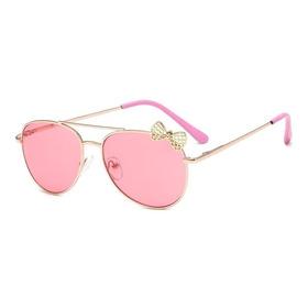 Óculos De Sol Solar Gatinho Infantil Aa-1802