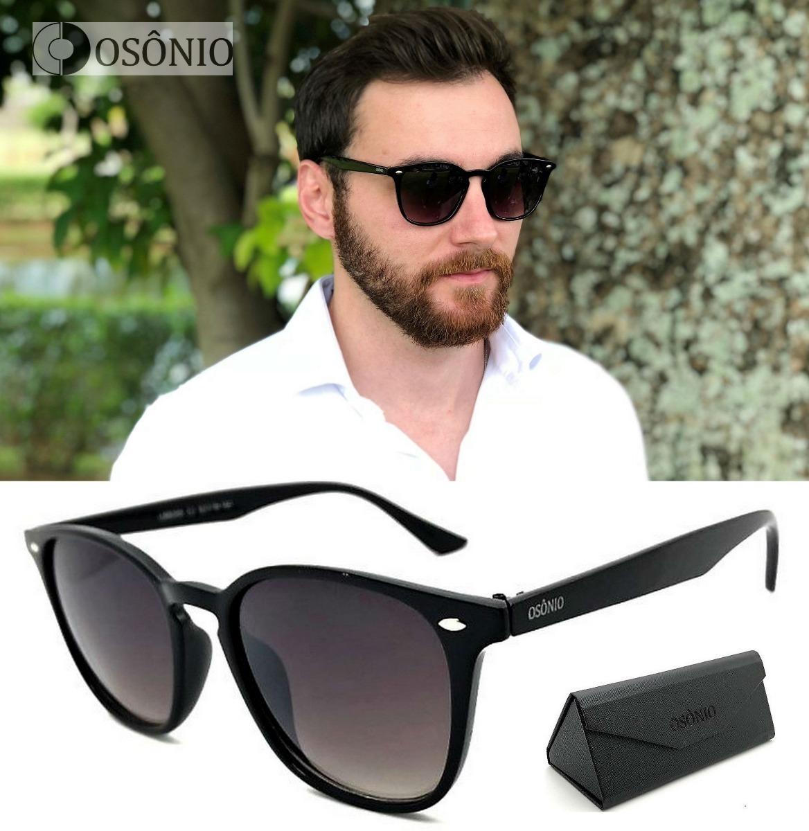 Oculos De Sol Solar Osônio Os05 Original Black Premium - R  70,00 em ... 13af35ebe9