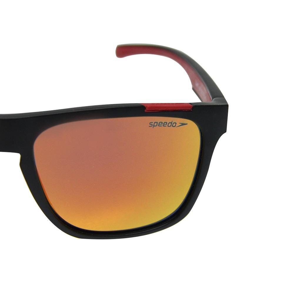 Óculos De Sol Speedo Surf Esporte Polarizado - R  209,00 em Mercado ... 3c7b2b889b