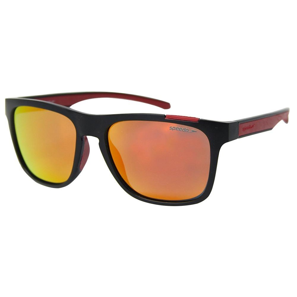 85ef68a9821a5 óculos de sol speedo surf preto,vermelho e azul promoção. Carregando zoom.
