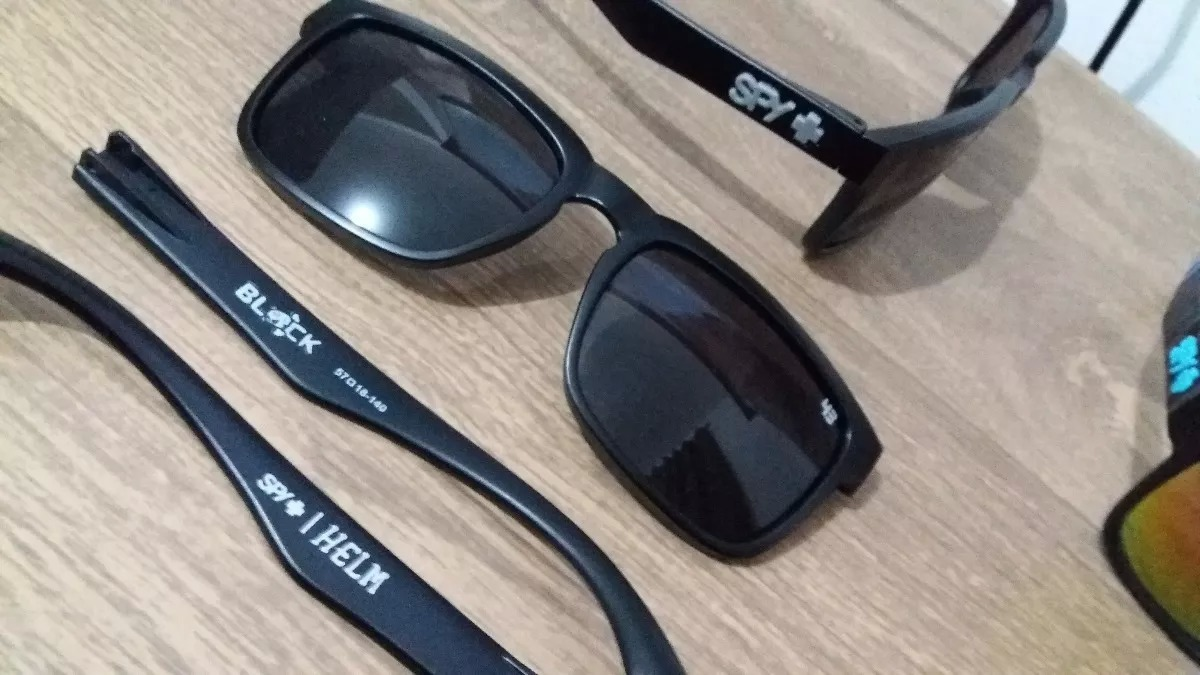 1b42057220f54 óculos de sol spy helm 43 ken block edition - não mormaii. Carregando zoom.