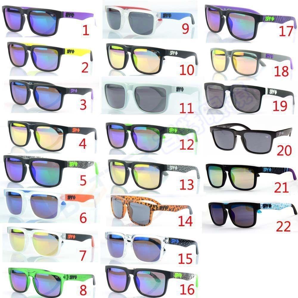71412809c Óculos De Sol Spy Helm 43 Ken Block Edition - Não Mormaii - R$ 120 ...