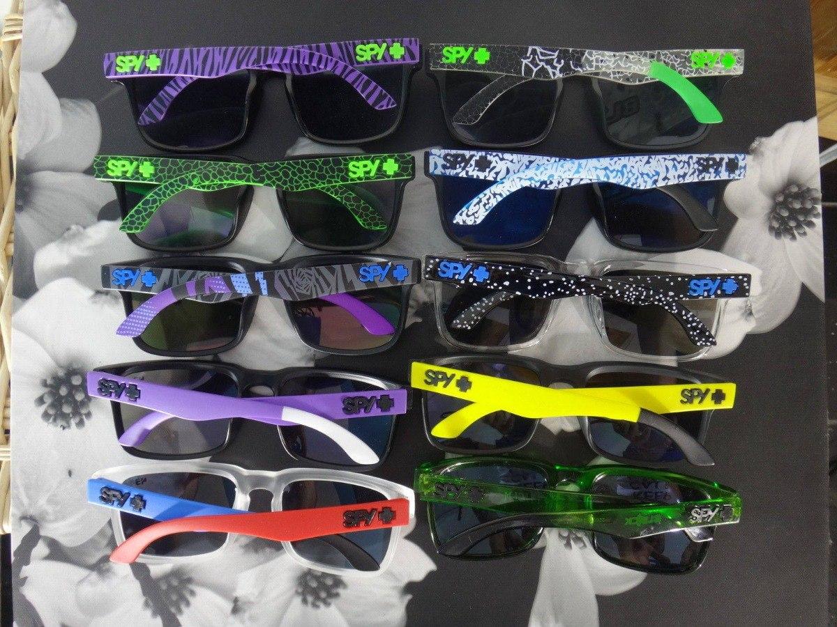 71612f634b4aa óculos de sol spy helm 43 ken block edition - não mormaii. Carregando zoom.