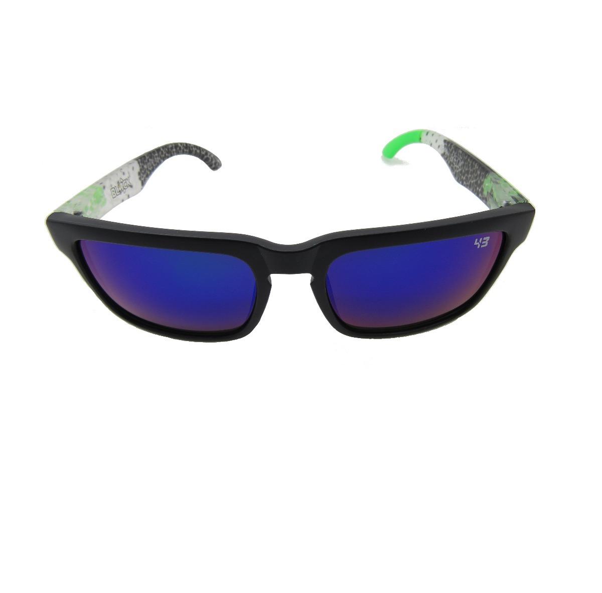 bba78a1f69210 Óculos De Sol Spy + Ken Block Helm Com Proteção Uv - R  44,90 em ...