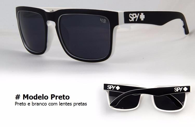 b2c2ab1c8 Óculos De Sol Spy + Ken Block Helm Com Proteção Uv - R$ 52,90 em ...