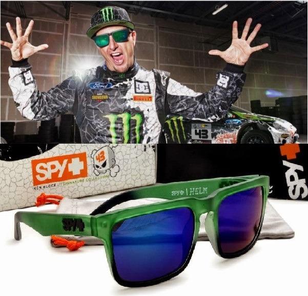 5ebd0840f Óculos De Sol Spy Ken Block Helm Masculino Filto Uv - R$ 45,90 em ...