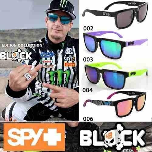 027f55fc3 Óculos De Sol Spy Ken Block Helm Masculino Filto Uv - R$ 45,90 em ...