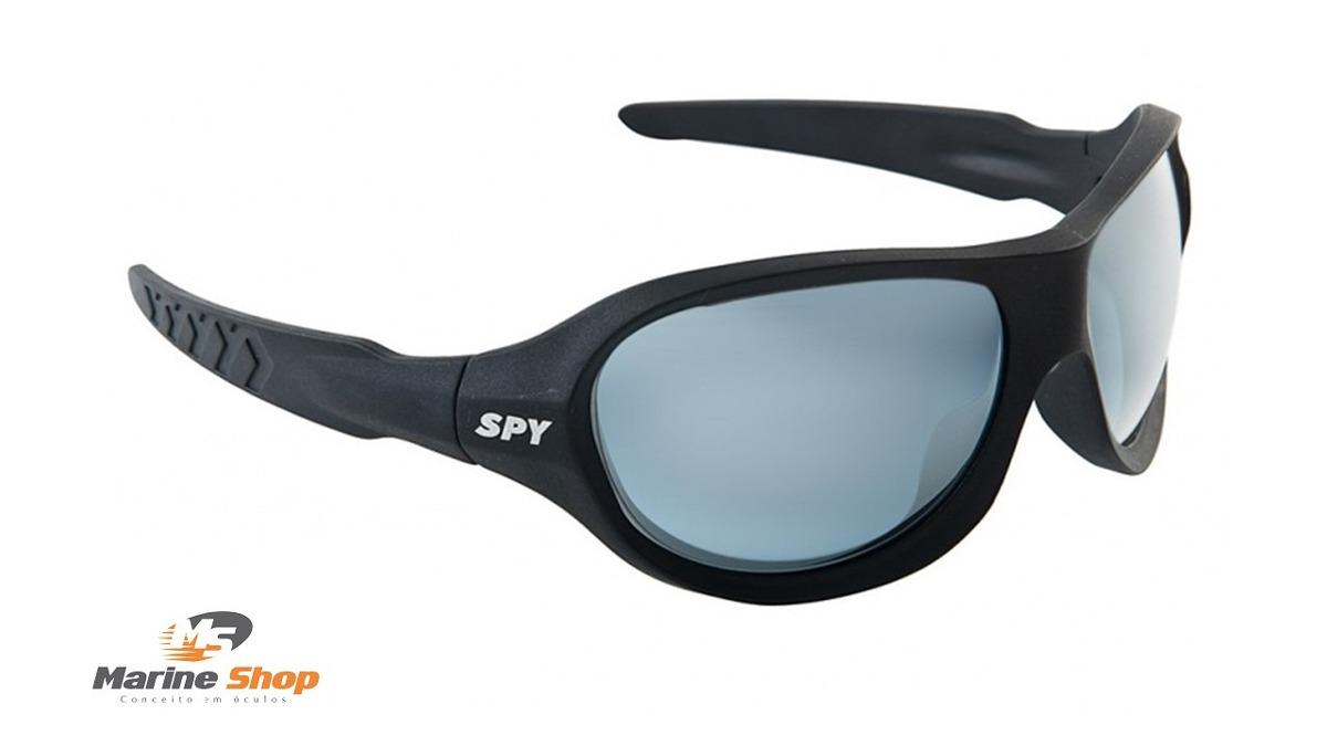 64a6e100578cf Óculos De Sol Spy Original - Avt 65 Preto Fosco - Espelhada - R  219 ...
