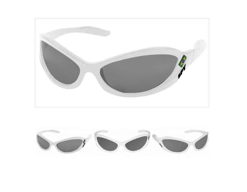 e95a6b17d óculos de sol spy original - crato 42 branco - lente escura. Carregando  zoom.