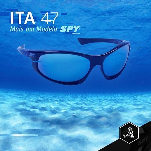 284a8bcd5 Óculos De Sol Spy - Original - Ita 47 Preto Lente Espelhada - R$ 193 ...