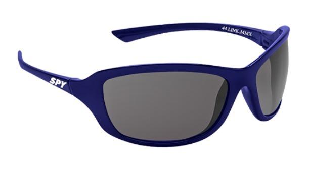 02fc8f1eb Óculos De Sol Spy Original Link 44 Azul - Lente Escura - R$ 191,49 em  Mercado Livre