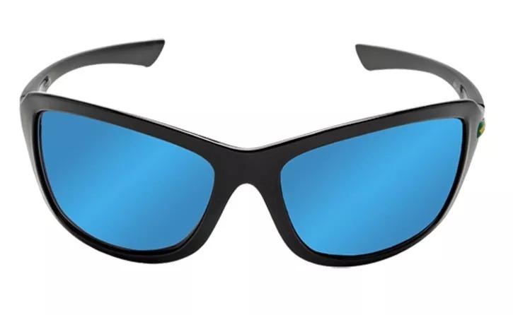 c38a7035548af Oculos De Sol Spy Original Md 44 Preta Lente Azul Ref 009 - R  199 ...