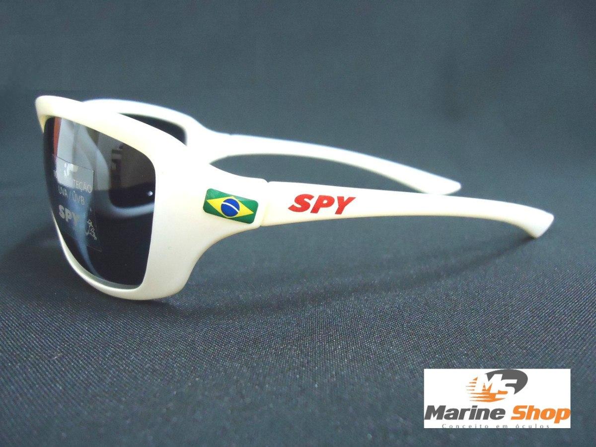 26f91ec71 Carregando zoom... óculos de sol spy - original - modelo link 44 branco