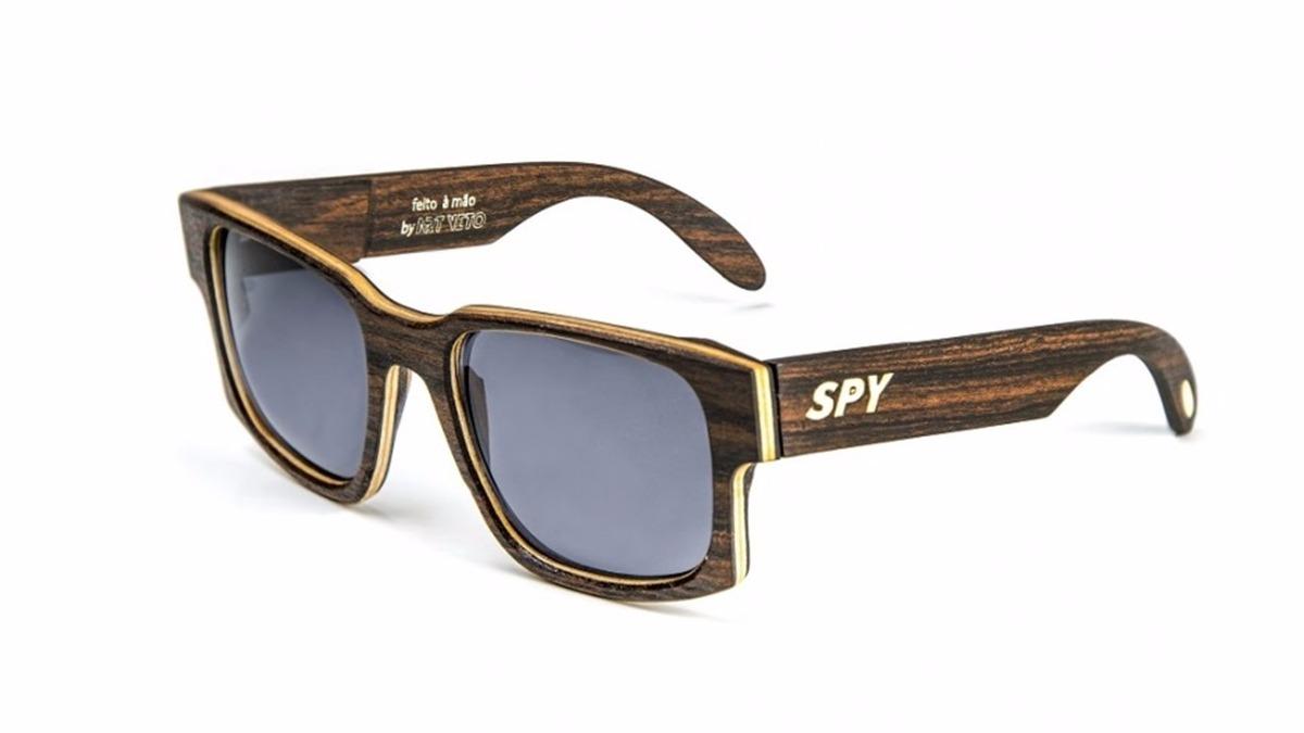 73476c547 óculos de sol spy original rtc 66 - madeira edição especial. Carregando  zoom.