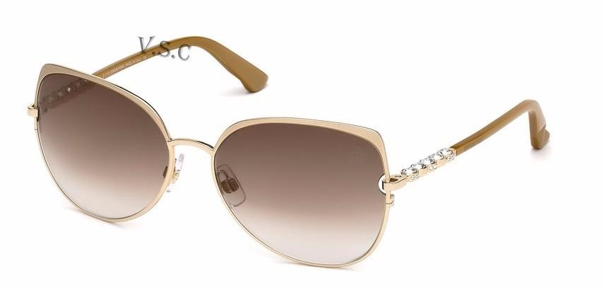 36a6a8cfa Óculos De Sol Swarovski - R$ 2.690,00 em Mercado Livre