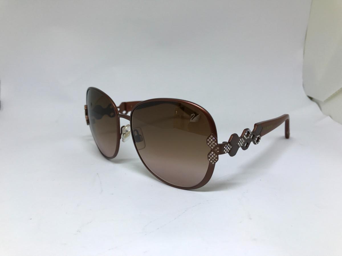 Oculos De Sol Swarovski Modelo Doreen - R  499,00 em Mercado Livre 27425bdd80