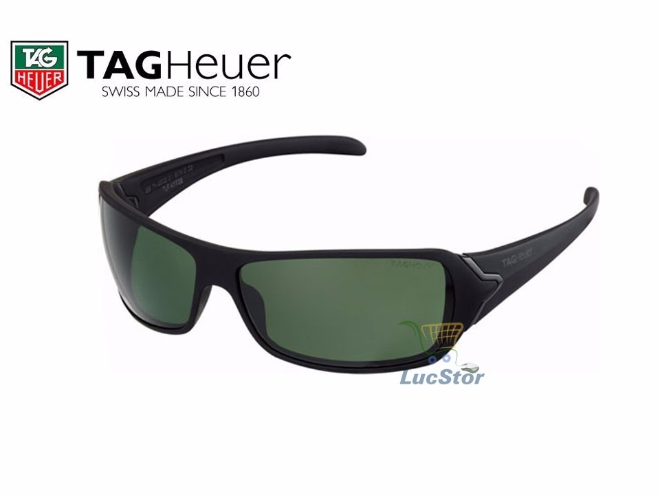 7484575e8 Oculos De Sol Tag Heuer Th 9202 311 Racer Acetato - R$ 959,99 em ...