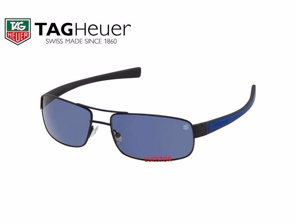 1669110eea1d8 oculos de sol tag heuer th0254 404 lrs metal polarizado. Carregando zoom.