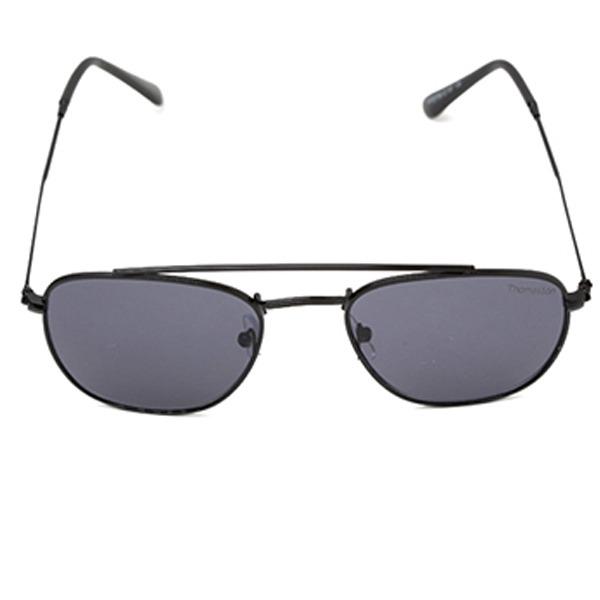 Óculos De Sol Thomaston Round Aviador Preto - R  54,94 em Mercado Livre a35a1ddc21