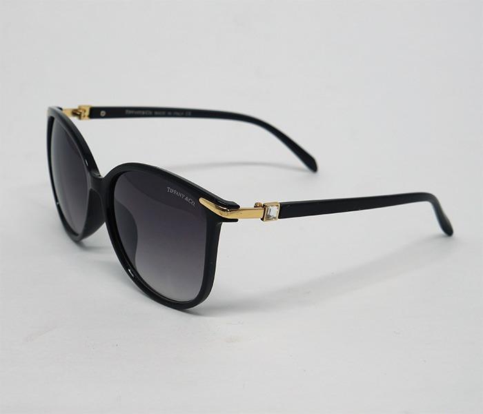 69d25ea6db3a6 Óculos De Sol Tiffany   Co. Preto - R  299