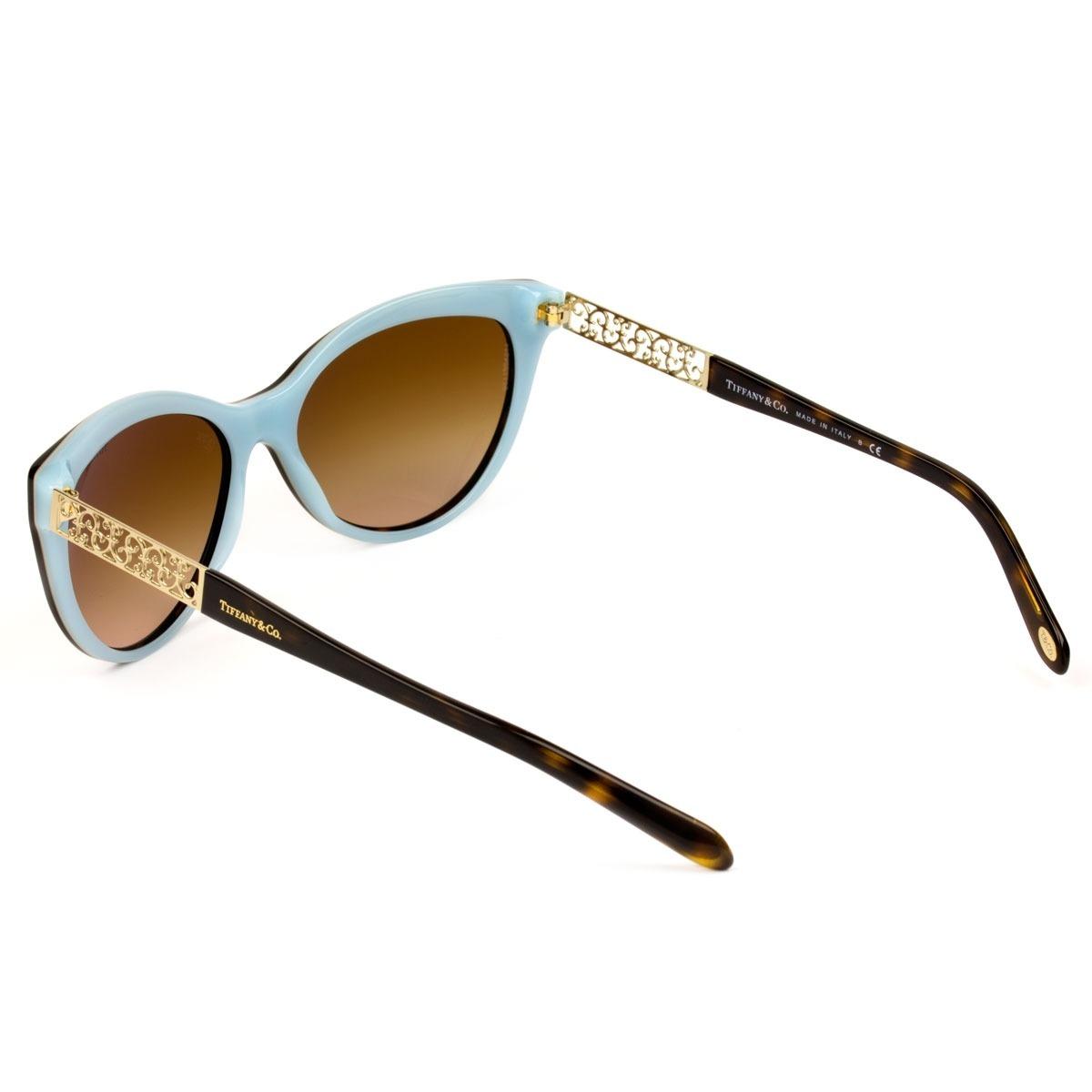 8be5c2802 óculos de sol tiffany & co tf 4119 8134/3b 56 - nota fiscal. Carregando  zoom.