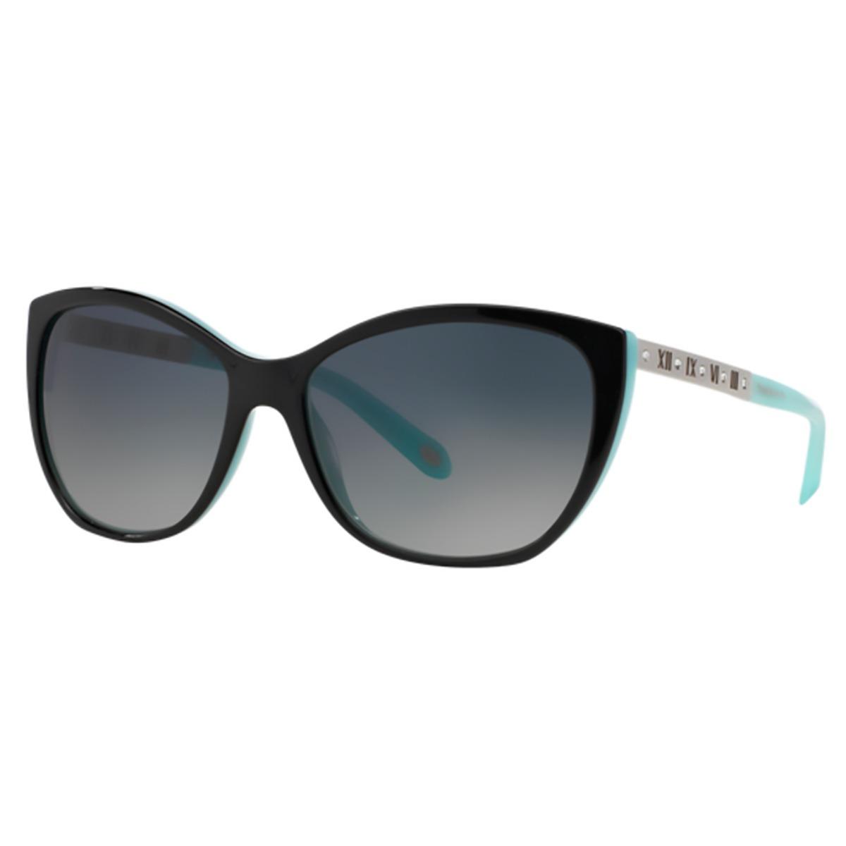 1df23d1385ee4 óculos de sol tiffany   co. tf4094-b 8055 t3. Carregando zoom.