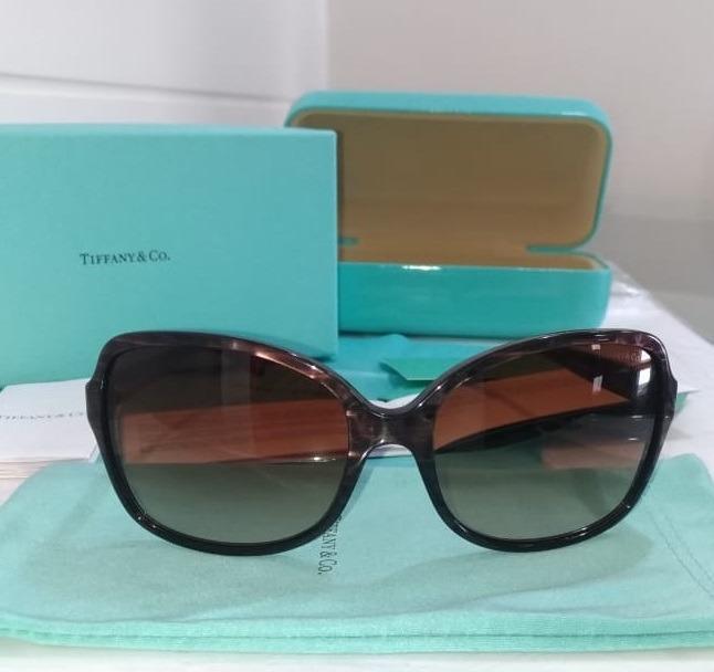 5a1351a28a1f4 Óculos De Sol Tiffany E Co. Original (peça De Coleção) - R  890