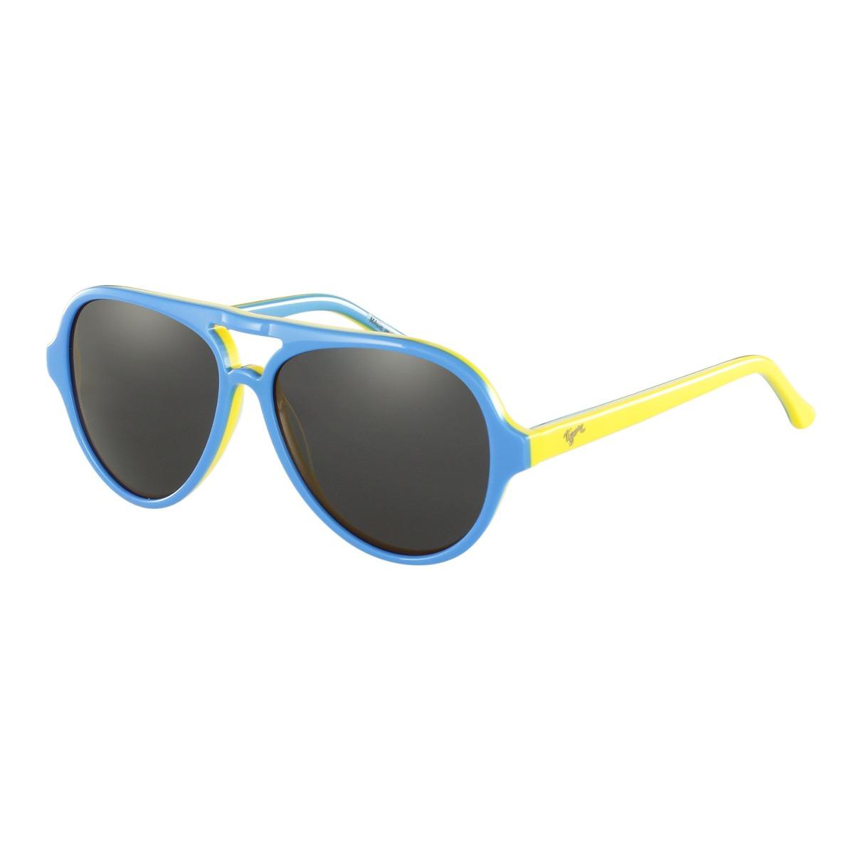10682a269e625 óculos de sol tigor t tigre aviador azul. Carregando zoom.