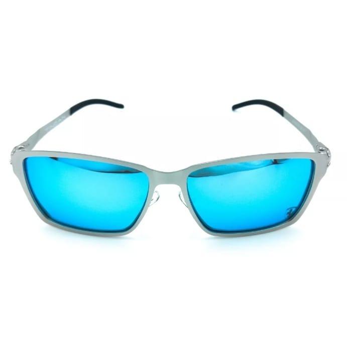 767da4bcd3 Oculos De Sol Tincan Prata Agua Polarizado Metal Promoção!!! - R$ 79 ...