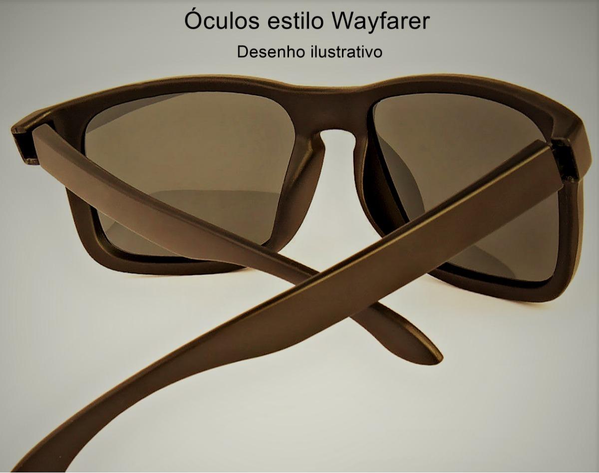 006ef59b2 óculos de sol tipo holbrook preto lentes verdes espelhadas! Carregando zoom.