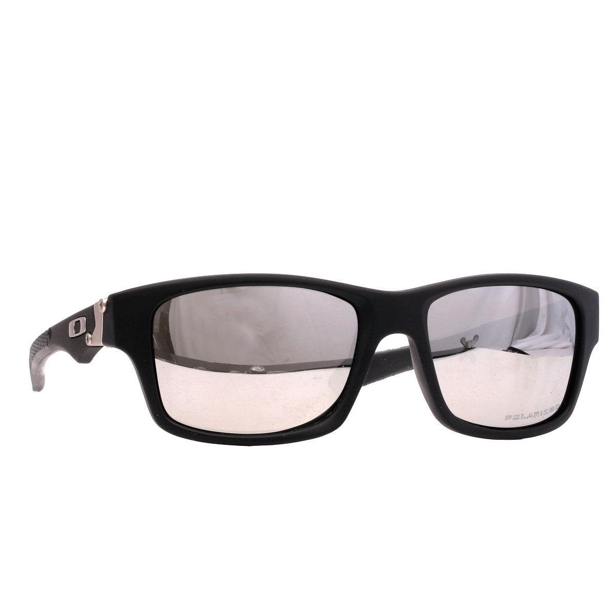 68e156e0b óculos de sol tipo oakley lente polarizada - espelhado prata. Carregando  zoom.