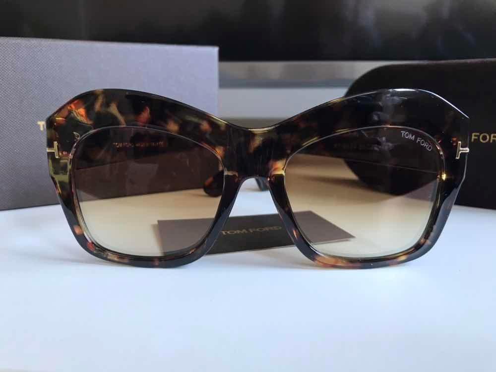 Óculos De Sol Tom Ford Ft0534 Tartaruga - R  279,99 em Mercado Livre 67bc44c20c