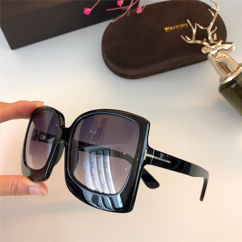 3defe5333d9e2 óculos de sol tom ford katrine ft0617 original. Carregando zoom.