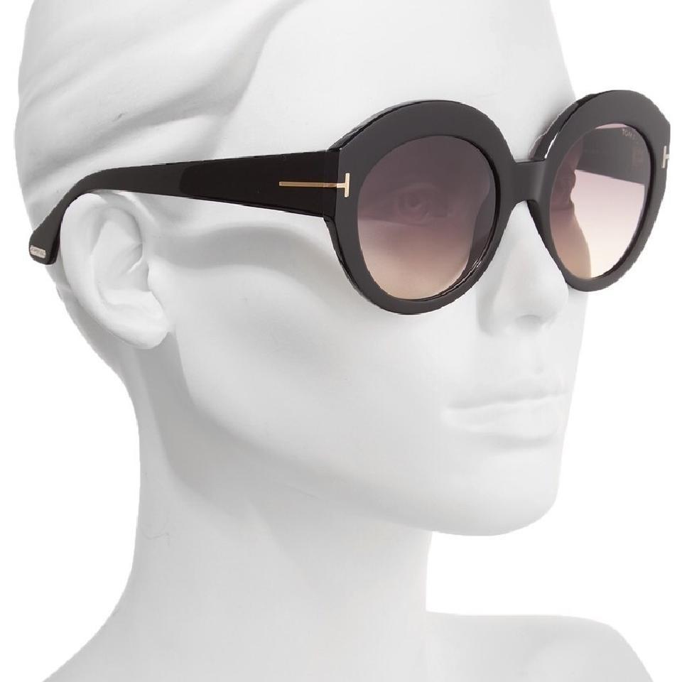 6f2fca0119ec7 Óculos De Sol Tom Ford Preto Feminino - R  279,90 em Mercado Livre