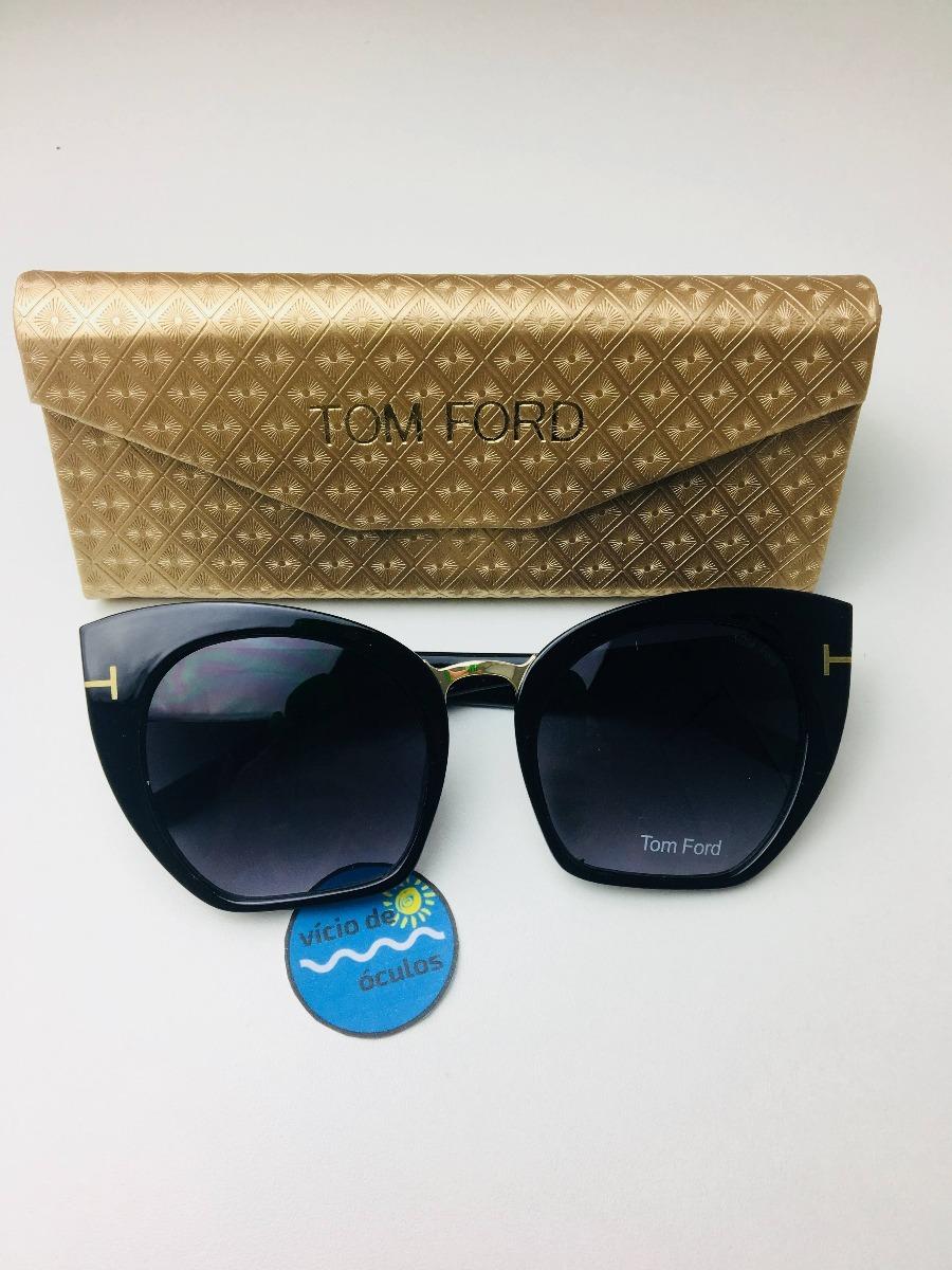 0b842a9000e0c óculos de sol tom ford primeira linha proteção uv 400. Carregando zoom.