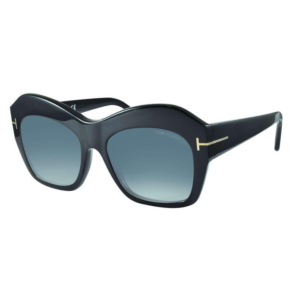 Óculos De Sol Tom Ford Tf534 01w 54x18 140 Emmanuelle - R  1.261,70 ... 9cc9091fff