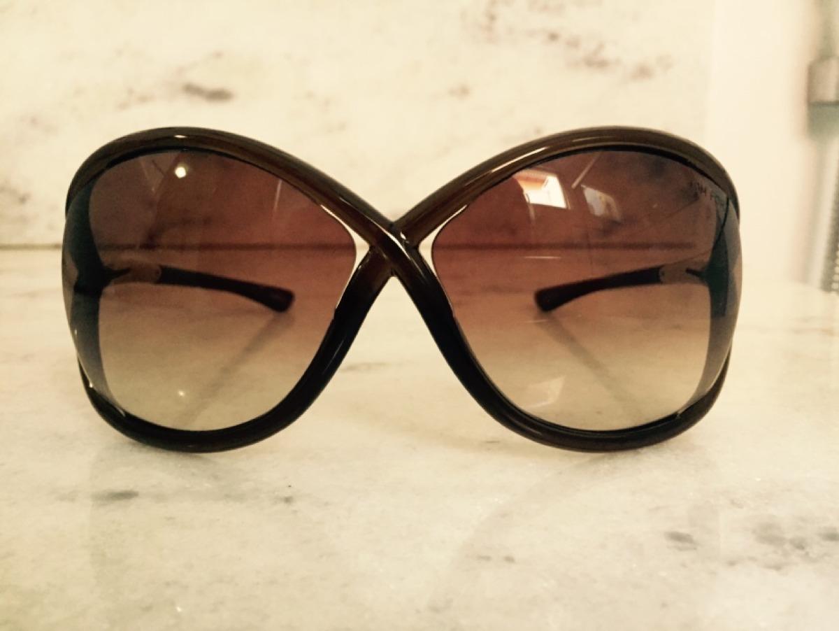 Óculos De Sol Tom Ford Whitney - R  280,00 em Mercado Livre 750600fce9