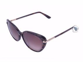 6a7122d41 Óculos De Sol Tom Ford Willa Tf 293 50 F Marrom Mesclado